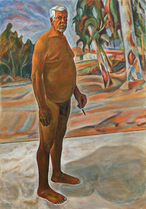 Autorretrato Desnudo